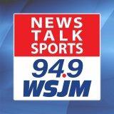 News/Talk/Sports 94.9 WSJM