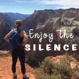 Enjoy The Silence: Hike | Camp | Wildlife | Astronomy | Outdoors