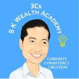 skwealthacademy 3Cs podcast