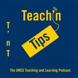 UNCG Teach'n Tips Podcast