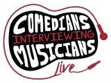 Adrian Conner on Comedians Interviewing Musicians