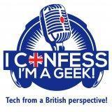 I Confess I'm a Geek!